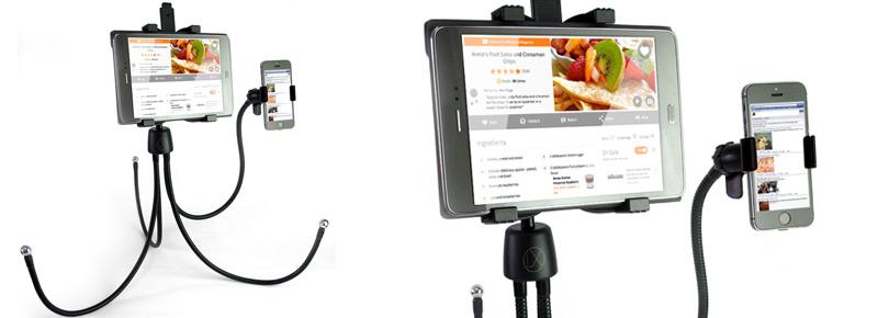 FourFlexx iPad Stand